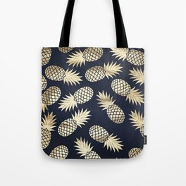 Pineapple wrapping Tote Bag