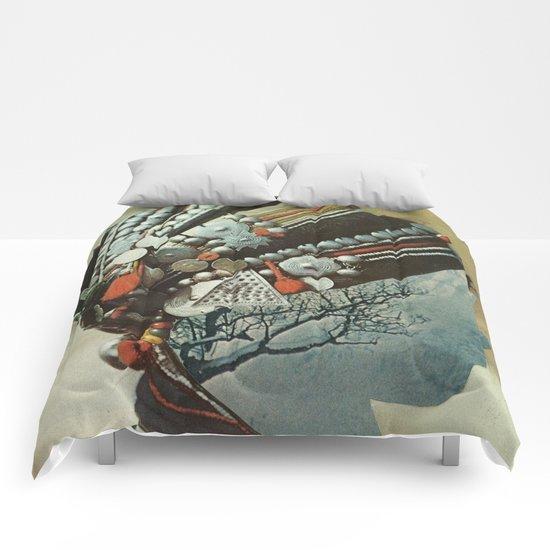 capillaries Comforters