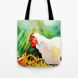Momma Says Tote Bag