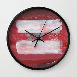 Forward Thinking People Wall Clock