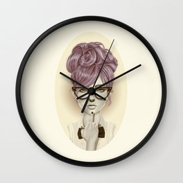 Fu*k U Wall Clock