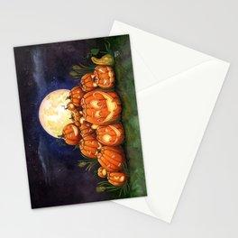 Pumpkin Palooza Stationery Cards