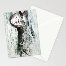 Go Swimming Stationery Cards