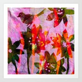 Candy Crush  Art Print