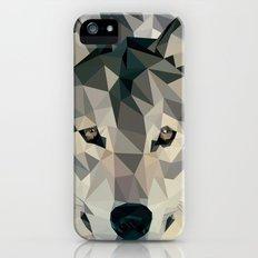 wolf iPhone (5, 5s) Slim Case
