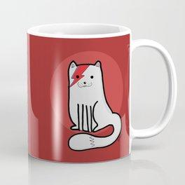 Glam cat (Spanish) Coffee Mug