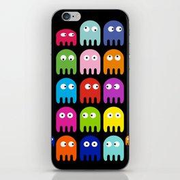 Pacman Enemy iPhone Skin
