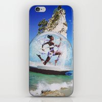 bubble iPhone & iPod Skins featuring Bubble by John Turck