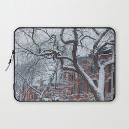Chicago Winter Wonderland Laptop Sleeve