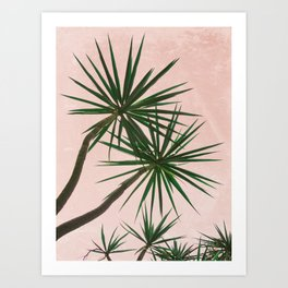 Tropical vibes #3 Art Print