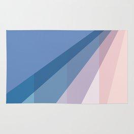 New Heights - Sun Glare Blue Rug