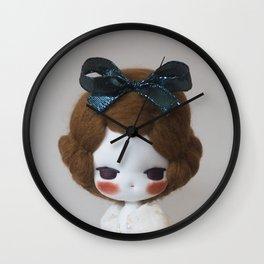 Miss Funfetti Wall Clock