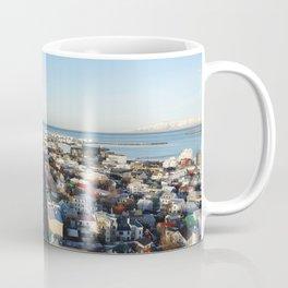 We built this city. Coffee Mug