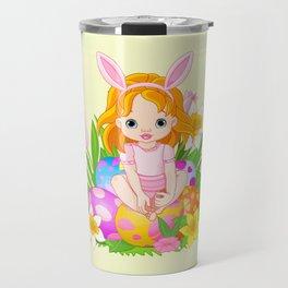 EASTER GIRL Travel Mug