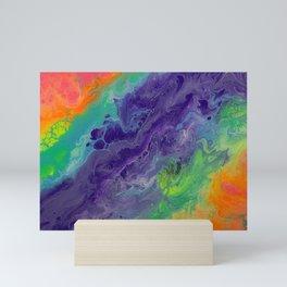 Mr. RG Biv Mini Art Print
