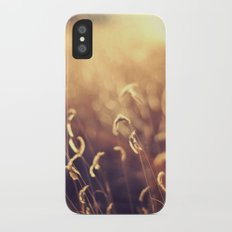 For The Dream iPhone X Slim Case