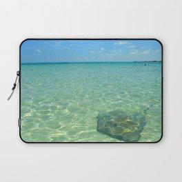 Ocean Stingray Laptop Sleeve