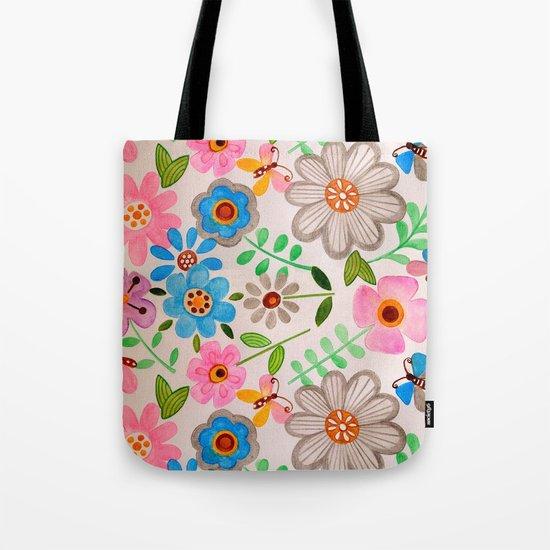 The Garden 2 Tote Bag