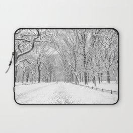 New York City Snow Laptop Sleeve