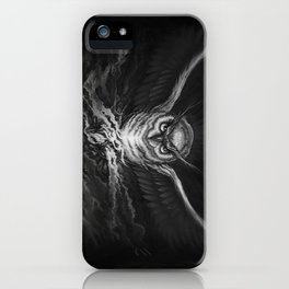 BounD Owl iPhone Case