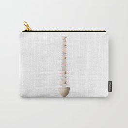 Lovely Spine Carry-All Pouch