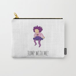 Jump with me! Carry-All Pouch