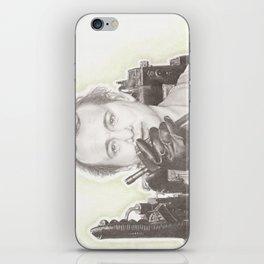 Who You Gonna Call? iPhone Skin