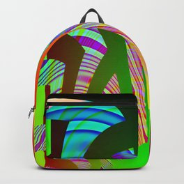 Arts are transboundary Backpack