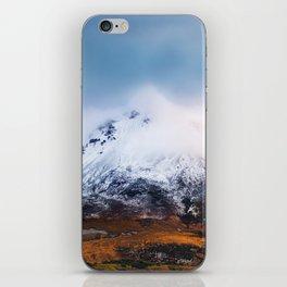 Mount Errigal - Ireland(RR 260) iPhone Skin