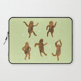 Wookie Dance Party Laptop Sleeve