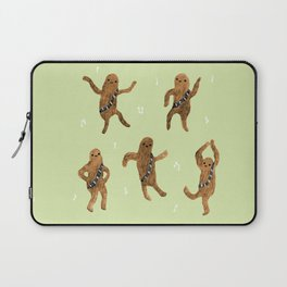 Wookie Dance Party Laptop Sleeve