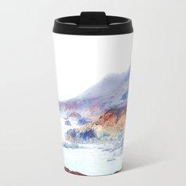 beautiful scenic from Big Sur, Highway 1, California, USA Travel Mug