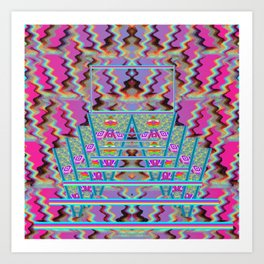 Astral Planes and What Not Art Print