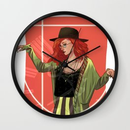 Threads of time Wall Clock