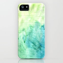 A color love story - part 1 iPhone Case