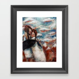 Love You Always Framed Art Print