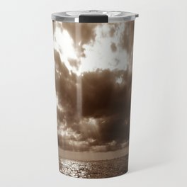 freedom on the water Travel Mug