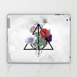 Deathly Hallows Laptop & iPad Skin
