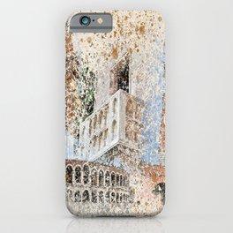 Verona collage Art iPhone Case