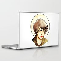 grantaire Laptop & iPad Skins featuring Grantaire by chazstity