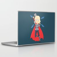 thor Laptop & iPad Skins featuring Thor by Nozubozu