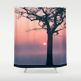 What If Shower Curtain