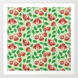 Ferninandosa Flower Art Print