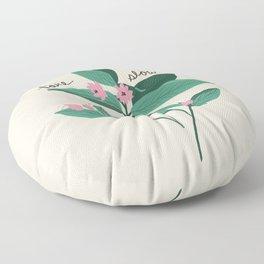 Take It Slow Floor Pillow