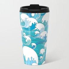 iWaves Travel Mug