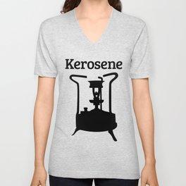 Kerosene Pressure Stove Unisex V-Neck
