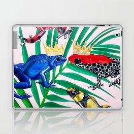 Frog Painting Laptop & iPad Skin