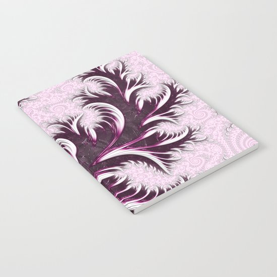 Feather Duster Notebook