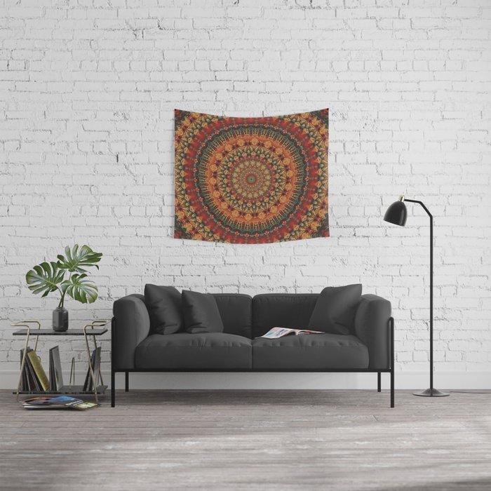 Mandala 563 Wandbehang