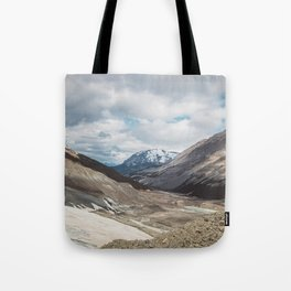 Athabasca Grounds Tote Bag
